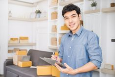 How Same-Day Delivery Boosts Business Revenues Business Tips, Delivery, Mens Tops, Health, Health Care, Salud