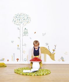 Decorative art for kids by Lilipinso - Petit & Small