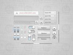 Vector UI Kit
