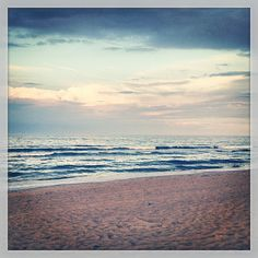 Tramonto a Marina di Ravenna - Instagram by chrisbronsonprod