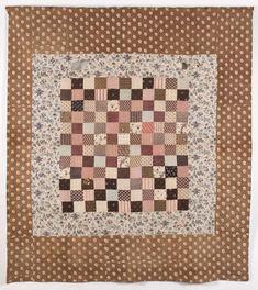 Little Welsh Quilts en andere tradities: Meer Vierkanten - The Mary Robson Quilt