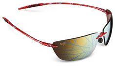 Maui Jim Limited Edition Kekoa sunglasses in The Amazing Spider-Man pattern.