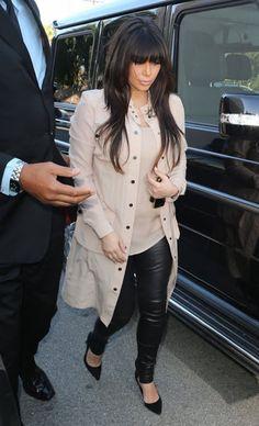 Bellyitch: Kim Kardashian: 10 Fab RECENT Maternity looks we LOVE!