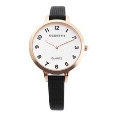 REBIRTH RE009 Women Quartz Watch #jewelry, #women, #men, #hats, #watches, #belts, #fashion
