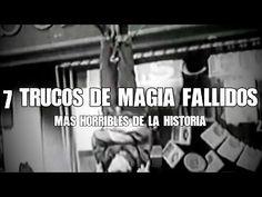 Los 7 trucos de magia fallidos más horribles de la historia - YouTube