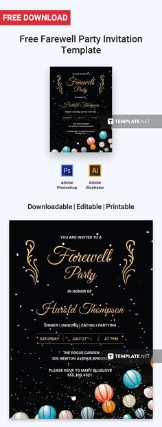 Free Farewell Card Template Prepossessing Free Official Lifetime Membership Card  Free Card Templates .