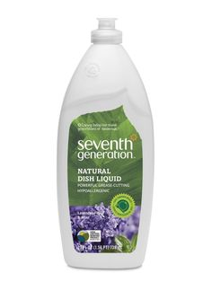 Seventh Generation Dish Soap, Only $0.94 at Target!