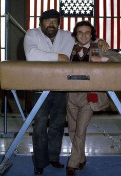 Bud Spencer, attore italiano - Bud Spencer e Jerry Calà
