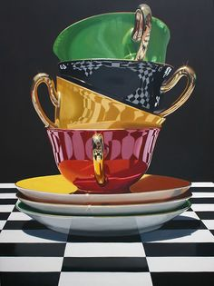 These are PAINTINGS! Dang!--Daryl Gortner Art | Gortner Paintings at Skidmore Contemporary Art