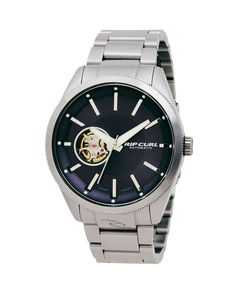 Rip Curl The Civilian SS Automatic Watch. Cool Watches, Rolex Watches, Watches For Men, Rip Curl, Synthetic Ruby, Latest Fashion, Mens Fashion, Surf Outfit, Automatic Watch