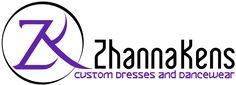 Custom Dresses + Dancewear: Competition Dresses And Gowns By Zhanna Kens.