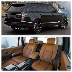 Land Rover Range Rover Autobiography on Lexani Wheels Landrover Range Rover, Range Rover Hse, Range Rover Sport, Luxury Boat, Luxury Suv, Luxury Vehicle, Luxury Homes, My Dream Car, Dream Cars