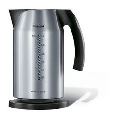 water boiler designed by Porsche Pour Over Kettle, Water Boiler, Thing 1, Porsche Design, Household, Drinks, Products, Siena, Kettle