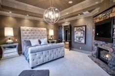Parade of Homes Winner 2012 transitional-bedroom