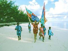 Androsia @ The Heritage Village - Graycliff, Nassau...