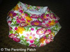 Blueberry Cloth Diaper