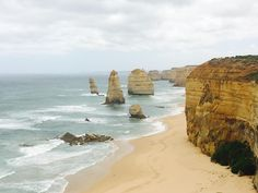 Great Ocean Road ! #greatoceanroad#beach#view#amazing#instagood#followme#tbt#yolo#travel#like4like#tagsforlikes#melbourne#australia#クレートオーシャンロート#観光#旅行#メルボルン#オーストラリア#海外生活#マイライフ by yuiyui115