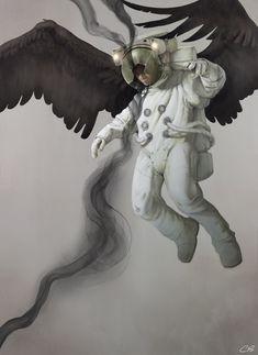 Space_Astronaut_Concept_Art_02_Cristina_Bencina.jpg (800×1098)