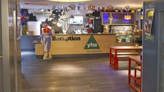 """Welcome to YHA London Central. """"Sleeping with Strangers: the hostel experience part I"""" http://solotravelerblog.com/sleeping-with-strangers-the-hostel-experience-part-i/"""