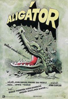 Alligator(1980)
