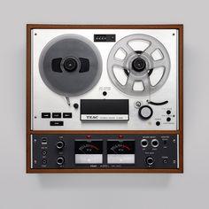 Teac Tape recorder