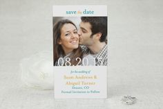 Devoted - Save the Date Magnet by MagnetStreet