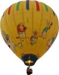 Boynton Critters balloon Hot Air Balloons
