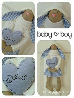 babyboy tilda by countrykitty, via Flickr