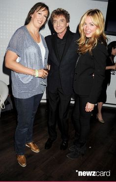 (EMBARGOED FOR PUBLICATION IN UK TABLOID NEWSPAPERS UNTIL 48 HOURS AFTER CREATE DATE AND TIME. MANDATORY CREDIT PHOTO BY DAVE M. BENETT/GETTY IMAGES REQUIRED)   (L to R) Miranda Hart, Barry Manilow and Cat Deeley attend an after show party following Barry Manilow's performance at the O2 Arena on May 4, 2011 in London, England.  (Photo by Dave M. Benett/Getty Images)