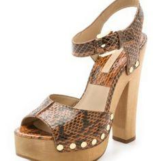 Micheal Kors Sandal New MICHAEL Michael Kors Shoes Sandals