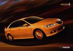 Mazda 6; 2002, 2003  (Australia) | auto car brochure | by worldtravellib World Travel library - The Collection
