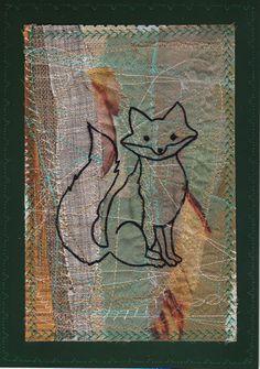 2014231  Mr. Fox by Neeltje-Pops of Color