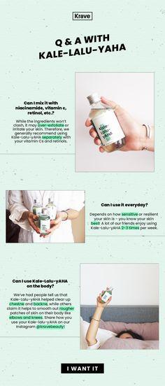 KraveBeauty Email Newsletter Design || Product Promotion/Skincare Education Email Newsletter Design, Email Newsletters, Email Design, Graphic Design Layouts, Layout Design, Email Web, Promotional Design, Web Instagram, Editorial Design