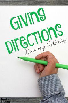 This drawing activit