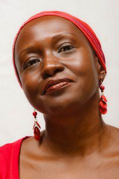 Ugandan writer Doreen Baingana.