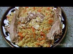 Самаркандский плов (полное видео) ЧАСТЬ - 3 (www.samarkand.me) - YouTube