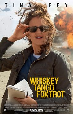 "Whiskey Tango Foxtrot - 12/9/16 - ""A journalist recounts her wartime coverage in Afghanistan."""
