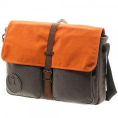 Star Wars: Rebel Canvas Messenger Bag – First Person Clothing