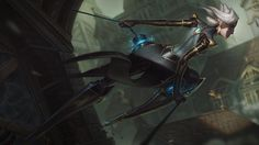 Camille Champion Splash Art Wallpaper