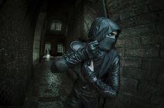 Garrett Thief cosplay. Cosplayer  ElderBat.   Photographer by MakKsTOBI.