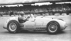 1951 José Froilan Gonzalez, Scuderia Ferrari, Ferrari 375