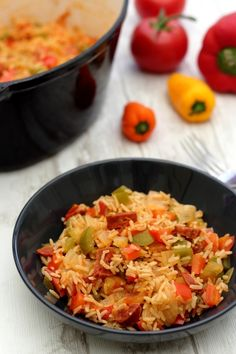 Healthy Eating Tips, Healthy Nutrition, Mexican Food Recipes, Ethnic Recipes, One Pot Pasta, Tasty, Yummy Food, Vegetable Drinks, Biryani