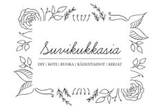 Suvikukkasia Arabic Calligraphy, Lifestyle, Eten, Arabic Calligraphy Art