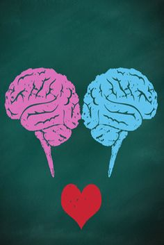 #Marriage Communication: His Brain, Her Brain…