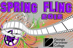 3e3af682 Spring Fling 2012 - An example of a custom t-shirt design by Jen-Tek  Graphics.