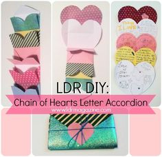 Easy tutorial for a very unique letter idea! Send this to your s/o! Makes an awesome love letter. #LDR
