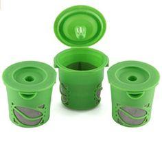 Greenco Reusable K-cups Coffee Filter Reusable Coffee Filter, Reusable K Cup, Refillable K Cup, Appliance Sale, Appliance Parts, Coffee Filters, Keurig, K Cup Filter, Plastic Sealer