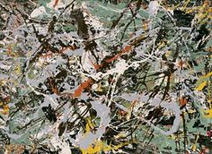 One of the most well known facts about Sobel is her influence on Jackson Pollock. Sobel may have even been making full canvas drip paintings before Pollock did his. It is well recorded that Pollock saw Sobel's work and remarked that it influenced him greatly.