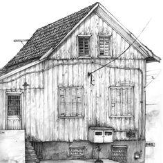 Elias Maroso. Desenho. Ano de 2012.