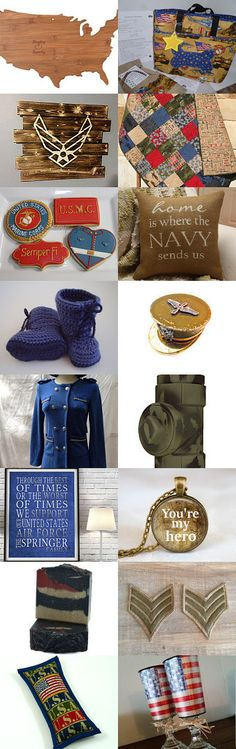 Thank You for Your Service by Lori on Etsy--Pinned with TreasuryPin.com